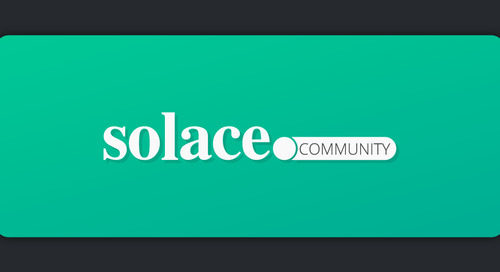 UOttaHack3 Challenge: Leveraging Solace PubSub+ to Power a Smart Delivery System