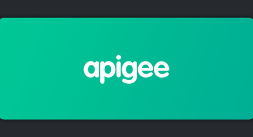 Bringing Asynchronous Messaging to a RESTful world with Solace and Apigee