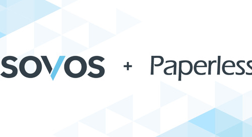 Sovos Acquires Largest eReceipt Compliance Solution, Creating First Global Solution for Modern Business-to-Government Reporting