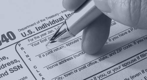 New IRS 1040 Requirement Shows ACA Reporting Is Very Much Alive