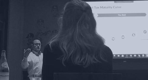 Procure-to-Pay Tax Compliance Practices – Sovos L.A. Event Recap