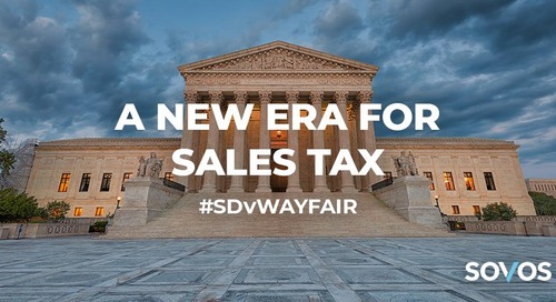 Leading Sales Tax Expert, Charles Maniace, Comments on   South Dakota v. Wayfair Supreme Court Decision