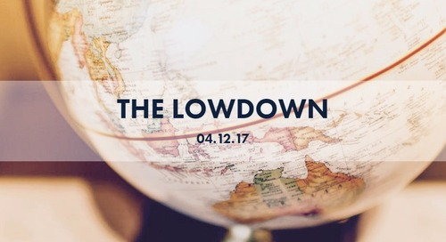 The Lowdown on Markets to 1st December 2017