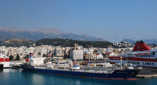 Greece comes out in favour of steep ship power cuts - - Splash 247