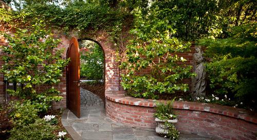 10 Ways to Create a Romantic Garden (10 photos)