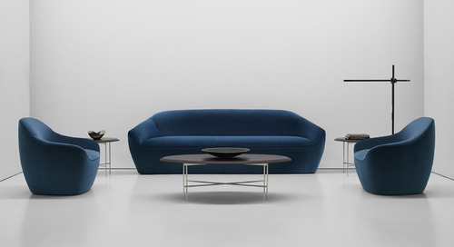 At ICFF, New Furnishings Show Off Curves and Versatility (20 photos)