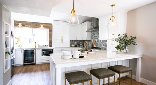 Kitchen of the Week: Zones Work Best for This Busy Family (16 photos)
