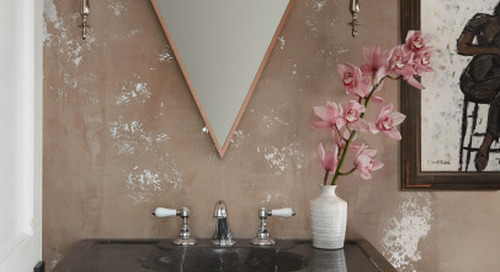 Powder Room Palettes: 10 Browns That Are Anything but Blah (10 photos)