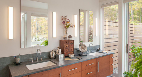 Your Guide to Perfect Bathroom Vanity Lighting (10 photos)