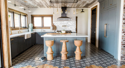 Kitchen of the Week: Hardworking Style Holds Up to a Busy Family (9 photos)