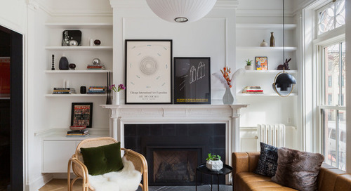 Brooklyn Brownstone Blends History and Modern Style (29 photos)