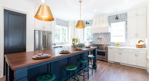 5 Compelling Reasons to Mix Metals in the Kitchen (14 photos)