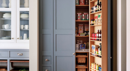 Where to Carve Out More Pantry Storage (22 photos)