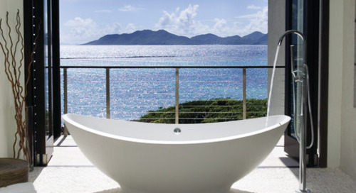 Houzz TV: 71 Dream Bathtub Views (71 photos)