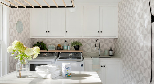 New This Week: 7 Stylish and Hardworking Laundry Rooms (9 photos)