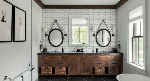 New This Week: 6 Creative Bathroom Tile Ideas (11 photos)
