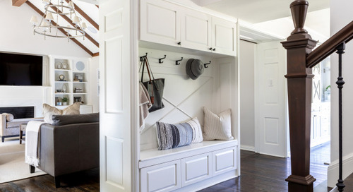 New This Week: 7 Hardworking Mudrooms and Entryways (7 photos)