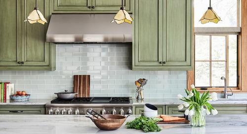 11 Must-Haves in a Designer's Dream Kitchen (14 photos)