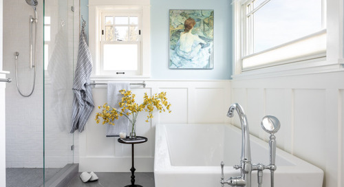 Bathroom of the Week: Historic Home's Charming Addition (4 photos)