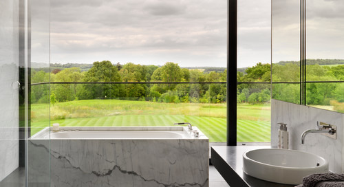 World of Design: 12 Soothing Bathtubs in Rejuvenating Settings (15 photos)