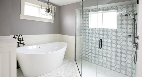 Bathroom of the Week: San Francisco Victorian Style in Colorado (11 photos)