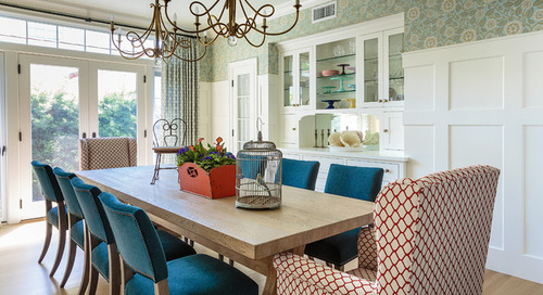 The 10 Most Popular Dining Rooms on Houzz Right Now (10 photos)