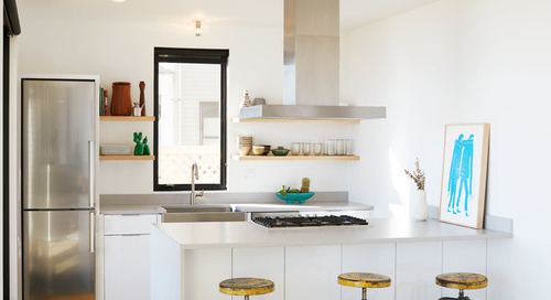 12 Ways to Make Your Kitchen Look and Feel Bigger (15 photos)