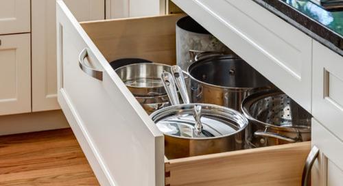 How to Get Your Kitchen Storage Under Control (9 photos)