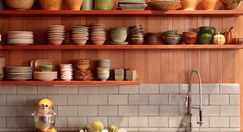 9 Ways to Save Money on Kitchen Cabinets (10 photos)