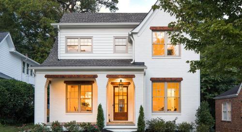 Should You Paint Your Brick House? (9 photos)