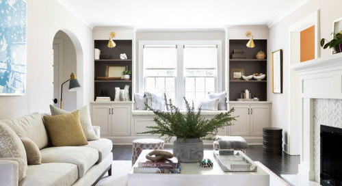 6 Refreshing Living Rooms (6 photos)