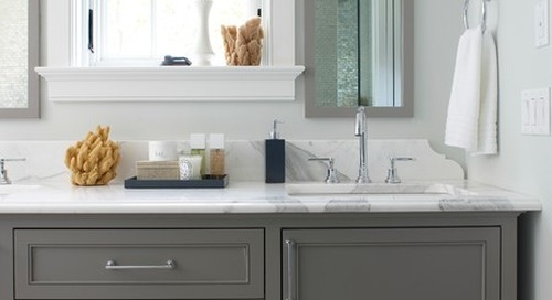 A Step-by-Step Guide to Designing Your Bathroom Vanity (19 photos)