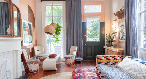 My Houzz: Textures, Textiles, Patterns and Plants in New Orleans (25 photos)