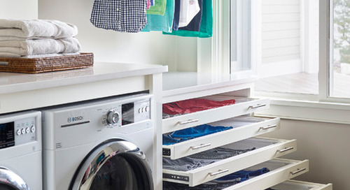 New This Week: 4 Useful Laundry Room Ideas (5 photos)