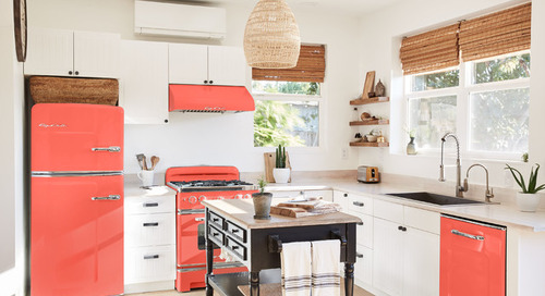 Are Colorful Kitchen Appliances the Next Big Trend? (9 photos)