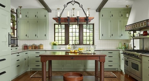 The 5 Most Popular Kitchens of the Week of 2019 (10 photos)