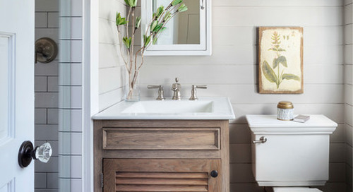 Key Measurements to Make the Most of Your Bathroom (15 photos)