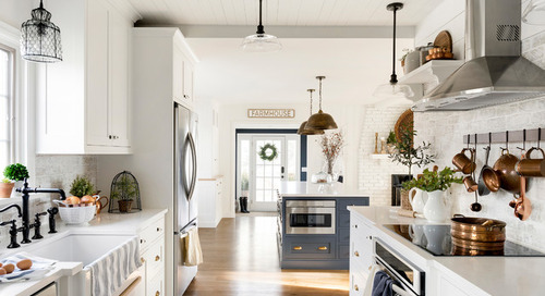 Key Measurements to Help You Design Your Kitchen (8 photos)