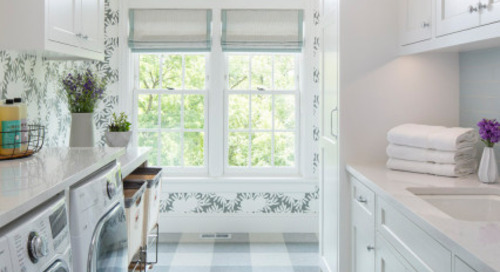 The 10 Most Popular Laundry Rooms So Far in 2020 (10 photos)