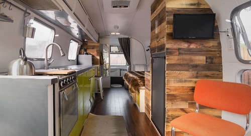 My Houzz: New Life and Style for a 1976 Airstream (11 photos)