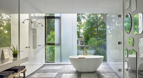 See What Gives These Bathrooms Their Spa-Like Feel (12 photos)