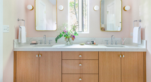 What's Popular in Sinks, Mirrors and Lighting in Master Baths (4 photos)
