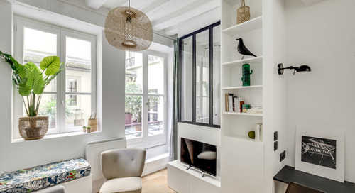 Houzz Tour: Paris Apartment Has a Touch of Country (22 photos)