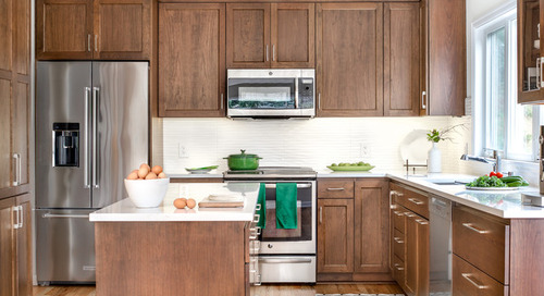 New This Week: 12 Kitchens That Wow With Wood Cabinets (12 photos)