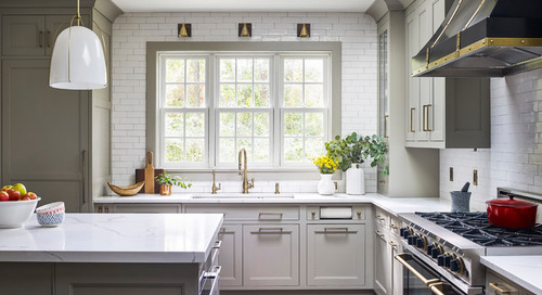 Kitchen of the Week: Modern Farmhouse With an Open Look (12 photos)