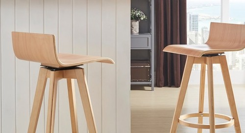 Up to 55% Off Swivel Bar Stools With Free Shipping (148 photos)