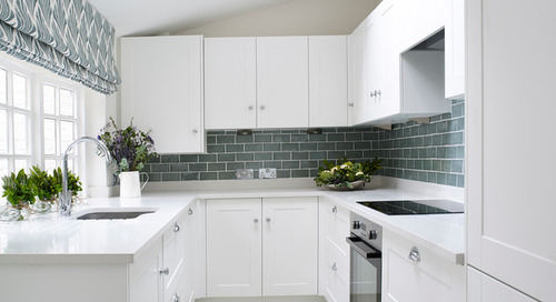 How to Design the Perfect U-Shaped Kitchen (15 photos)