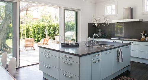What Kitchen Countertop Color Should You Choose? (36 photos)