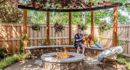 Patio of the Week: Inviting Terrace in Oregon Inspired by Italy (6 photos)