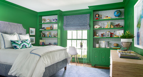 Dallas Boy's Bedroom Infused With Vibrant Color (4 photos)